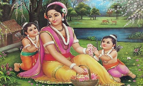 सीता माता जी की आरती हिंदी और इंग्लिश मे {2020}