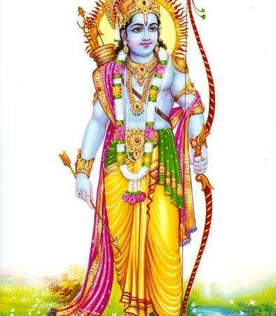 भगवान श्री राम जी की आरती हिंदी और इंग्लिश मे {2020}