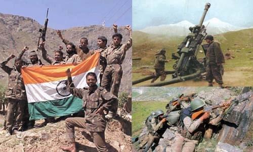 भारत ने कब और किस-किस से लड़े युद्धों की जानकारी