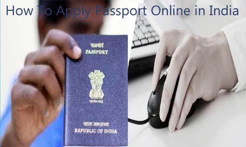 ऑनलाइन पासपोर्ट कैसे प्राप्त करें