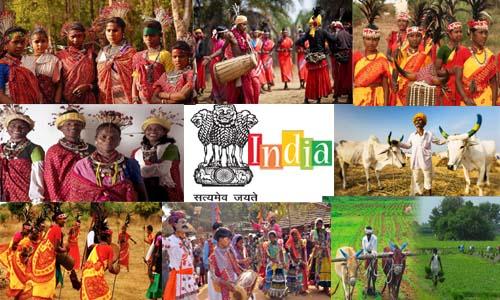 भारत में रहने वाली अनुसूचित जनजातियां