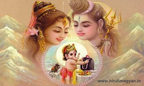 भगवान गणेश की जन्म कथा