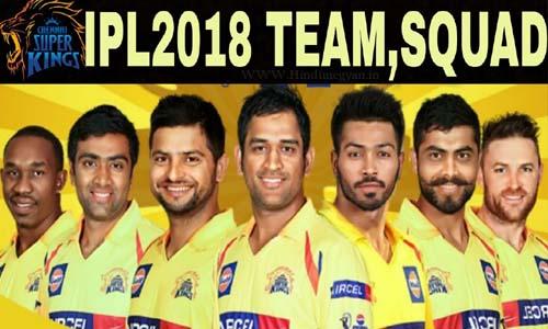 CSK Team: चेन्नई सुपर किंग्स टीम के खिलाडियों की पूरी जानकारी