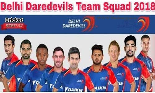 DD Team: दिल्ली डेयरडेविल्स खिलाडियों की पूरी जानकारी