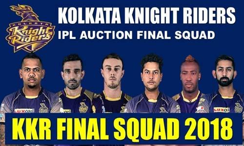 KKR Team: कोलकाता नाइट राइडर्स खिलाडियों की पूरी जानकारी